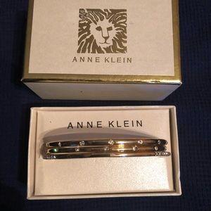 Anne Klein set of 3 bracelets